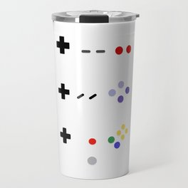 90's gaming Travel Mug