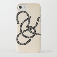 lovers iPhone & iPod Cases featuring - lovers - by Magdalla Del Fresto