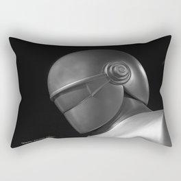 Klaatu 1 Rectangular Pillow
