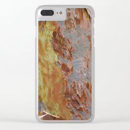 The beauty beneath Clear iPhone Case