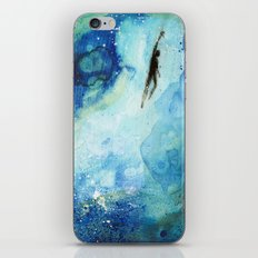 Deep Water iPhone & iPod Skin