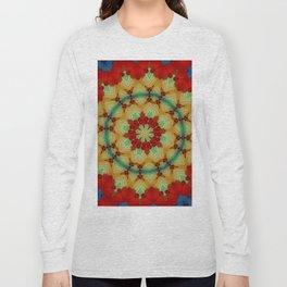 Parasol Kaleidoscope Long Sleeve T-shirt