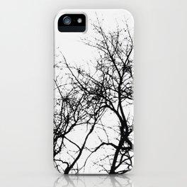 Trees Pt. 2 iPhone Case