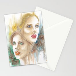 Glimmers of Hope Stationery Cards