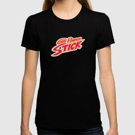 Gas-Powered Stick T-shirt