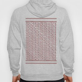 Minimal Traditional Pattern Hoody