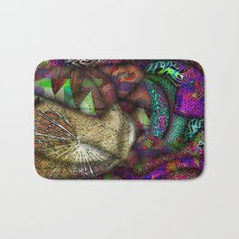Day Tripper Bath Mat