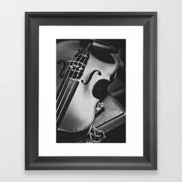 Violin Framed Art Print