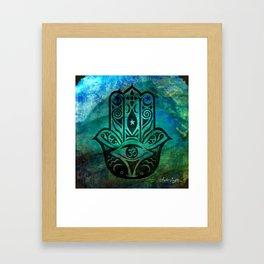 Ancient Guardian Framed Art Print