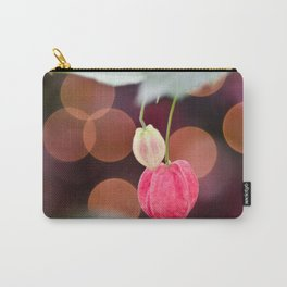 Festive Flowers Carry-All Pouch