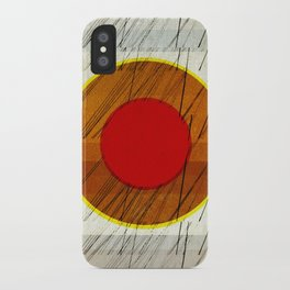 Sun Shower iPhone Case
