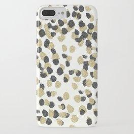 Leopard Glam iPhone Case