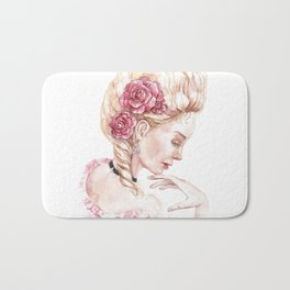 The image of Marie Antoinette Bath Mat