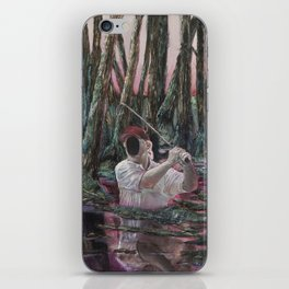 The Man Who Wasnt There iPhone Skin