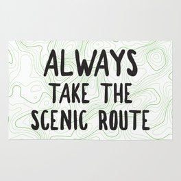 Scenic Route Rug