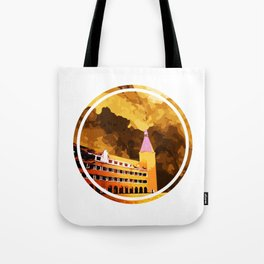 Pedagogical College of Da Lat Vietnamese National Architecture Relic Tote Bag
