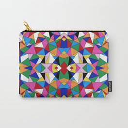 Kaleidoscope III Carry-All Pouch