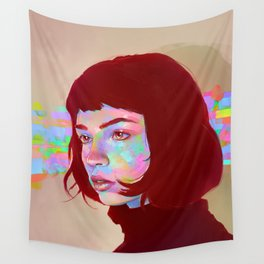 Colorful Mind Wall Tapestry