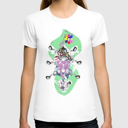 CutOuts - 11 T-shirt
