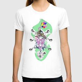 CutOuts - 11 T-shirt