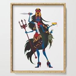 Kali Serving Tray