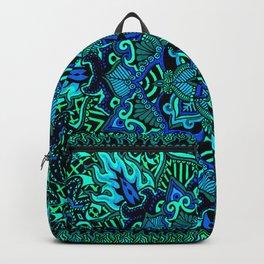 Psyformation Green Hue Backpack
