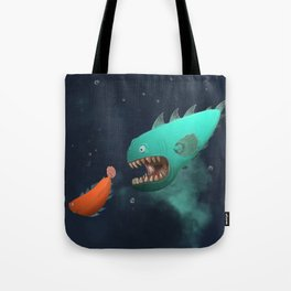 RON & NASH Tote Bag