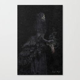 The Mourning Canvas Print