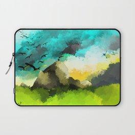 Mountain Peeks Laptop Sleeve
