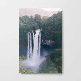 The Bolaven Plateau Metal Print