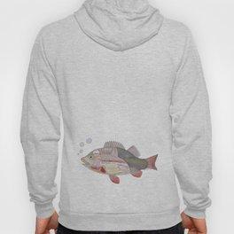 See through fish Hoody