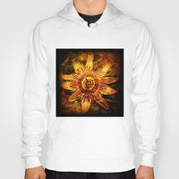 passion Hoodies featuring Passion by Sirenphotos
