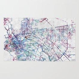 El Paso map Rug