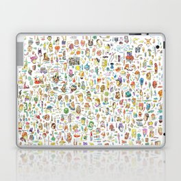 Maximal drawing Laptop & iPad Skin