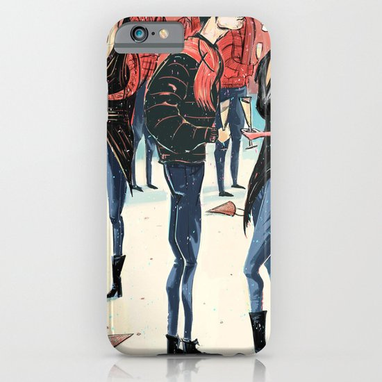 Hipster Party iPhone & iPod Case