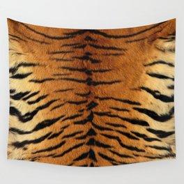 Tiger Skin Print Wall Tapestry