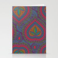 decorative Stationery Cards featuring Decorative by Aimee St Hill