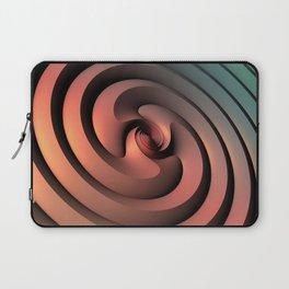 Spiraling One Laptop Sleeve
