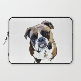 Boxer Dog Laptop Sleeve