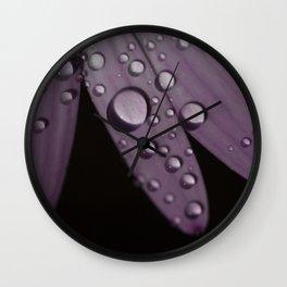 Petal Power 3 Wall Clock