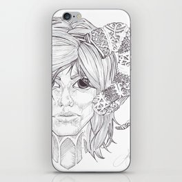 Susan iPhone Skin