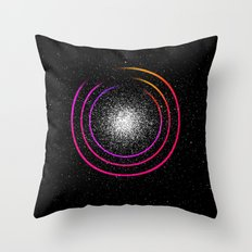 Supernova Throw Pillow