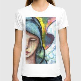 Crying Angel T-shirt