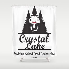 TheSkinnyDip Shower Curtain