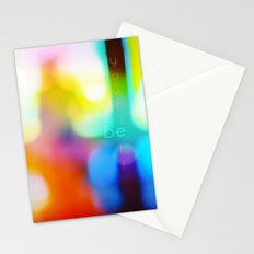 Be Yourself. Stationery Cards