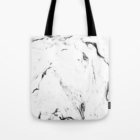 White Marble #society6 #decor #buyart Tote Bag