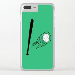 Bassball Clear iPhone Case