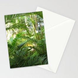Tropical Garden Paradise 2 Stationery Cards