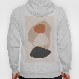 Minimal Abstract Art 32 Hoody
