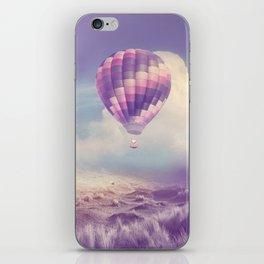 BALLOON FLIGHT iPhone Skin